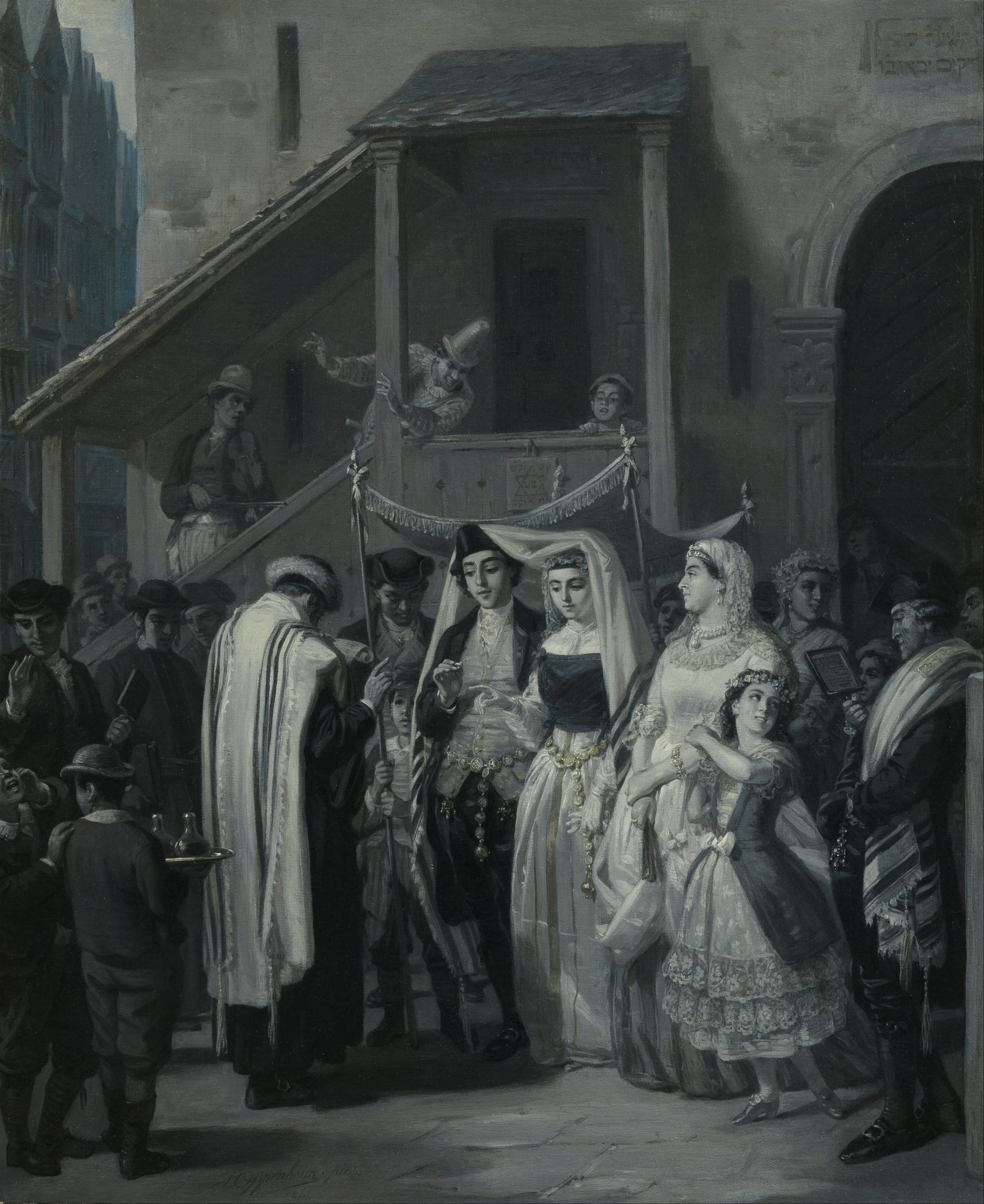 A Wedding in Worms